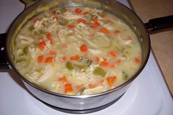 Creamed Chicken Recipe