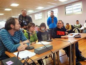 Photo: Durante el programa de Alternativas Residenciales.