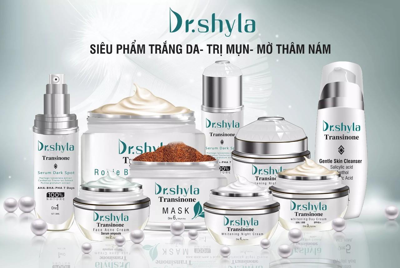 Thương hiệu Dược mỹ phẩm Dr.Shyla Transinone sản phẩm làm đẹp của thập kỉ mới - Ảnh 3