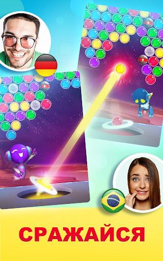 Mars Pop - Bubble Shooter скачать на планшет Андроид