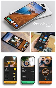 GraceHome for KLWP Screenshot