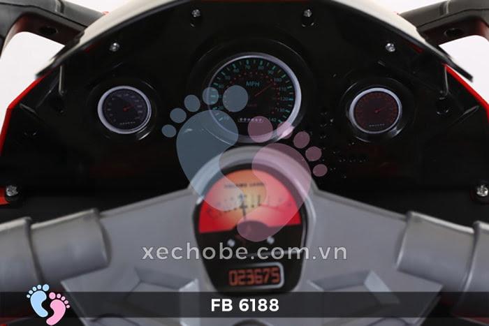 Xe máy điện trẻ em FB-6188 15