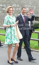 Photo: Hereditary Prince Alois and Hereditary Princess Sophie