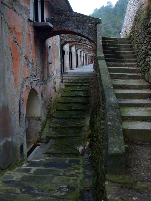 Sui passi d' antichi pellegrini... di clagia