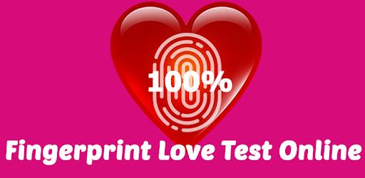Fingerprint Love Test Online The Love Scanner Apps - Apps on Google Play