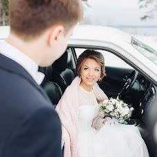 Wedding photographer Nikulina Ekaterina (katenik). Photo of 01.03.2018