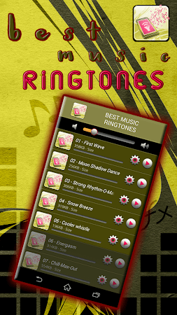 Best Music Ringtones 3.0 screenshot 776342