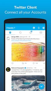 Friendly For Twitter Premium MOD APK 1