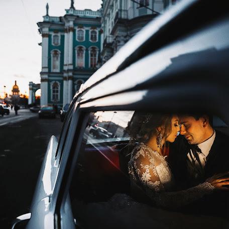 Wedding photographer Denis Koshel (JumpsFish). Photo of 07.01.2017