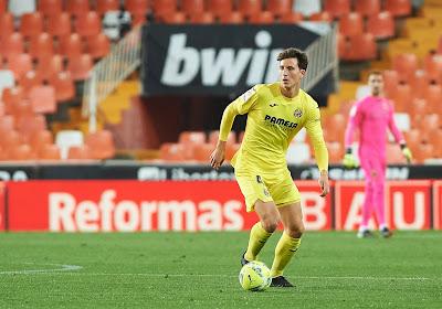 Un défenseur de Villarreal dans le viseur de Man U