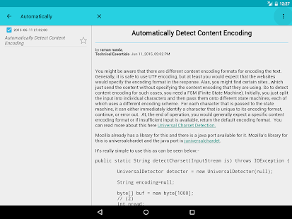 Simply Read: A RSS/Atom Reader- screenshot thumbnail