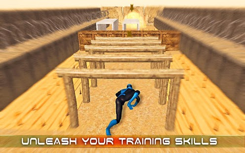 Elite Spider Training Free- screenshot thumbnail