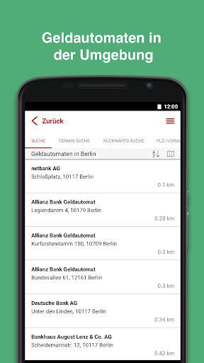 Das Telefonbuch with caller ID and spam protection 6.3.1 screenshots 6