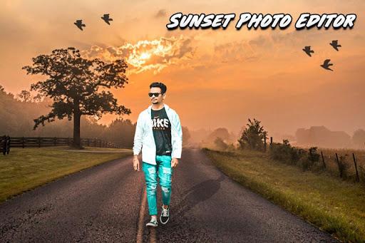Sunset Photo Editor screenshot 6