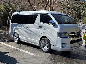 ハイエースワゴン TRH219W 令和元年 ワゴンGL 4WDのカスタム事例画像 Naoyaさんの2020年02月09日20:09の投稿