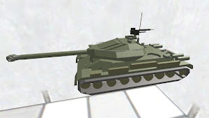 IS-4 ディティールちょいアップ版