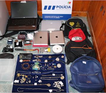 PSP de Lamego detém indivíduo por suspeita de furto