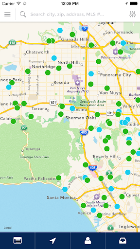 Southern California Homes App