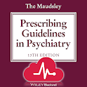The Maudsley Prescribing Guidelines in Psychiatry icon