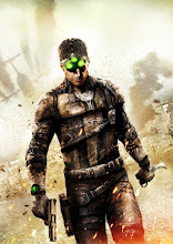 Photo: Campaign art for Ubisoft's upcoming release - Tom Clancy's Splinter Cell: Blacklist  By +Elevendy