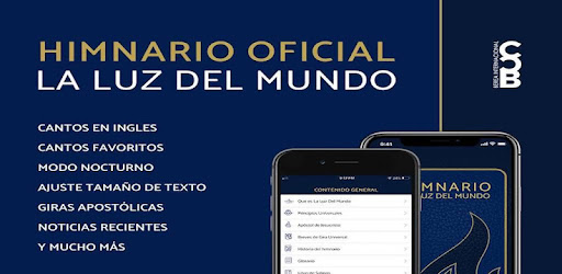 Himnario LLDM - Fast and Easy to read , updated Hymnal 2019 Edition Official