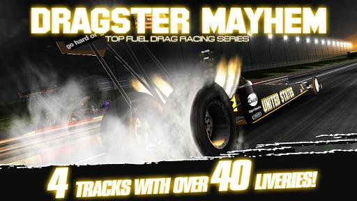 Dragster Mayhem - Top Fuel Sim 1.13 screenshots 13