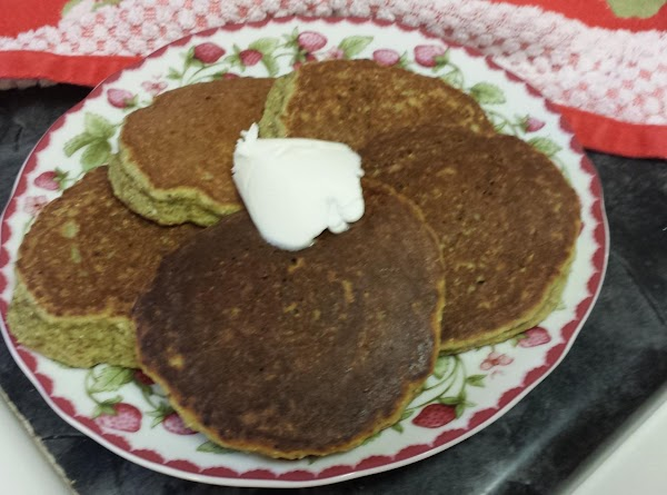 NOTE: Self-rising flour may be used to replace all or part of the cornmeal...