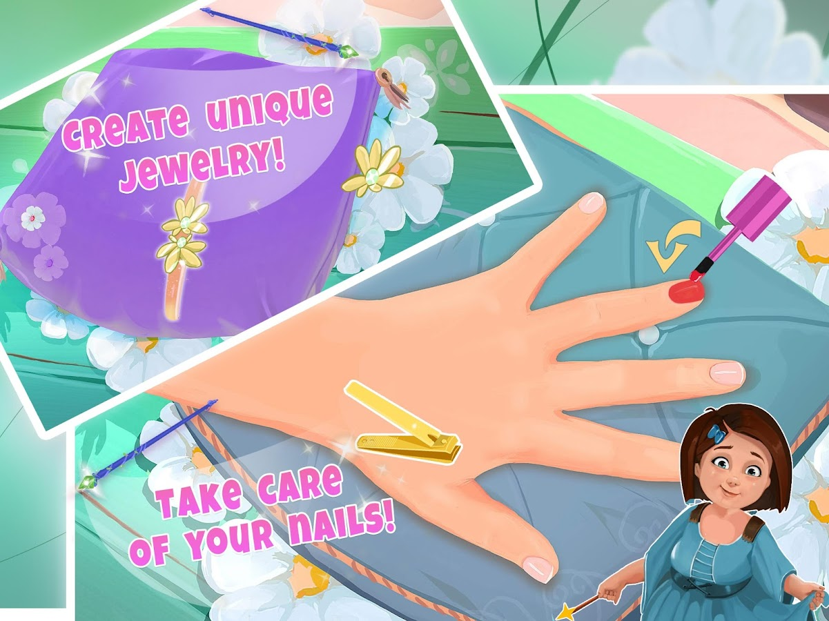 Fairy Tale Makeover- screenshot
