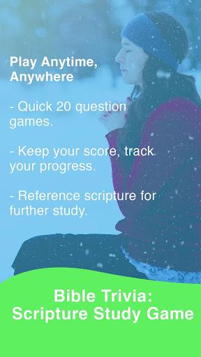 Bible Trivia Game Free screenshot 4