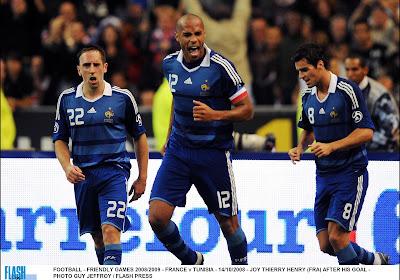 🎥 Il y a 10 ans jour pour jour, Thierry Henry qualifiait la France avec l'aide de sa main
