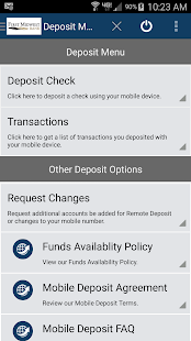 FMB Dexter Mobile Banking- screenshot thumbnail
