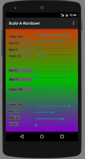 Build-A-Rainbow