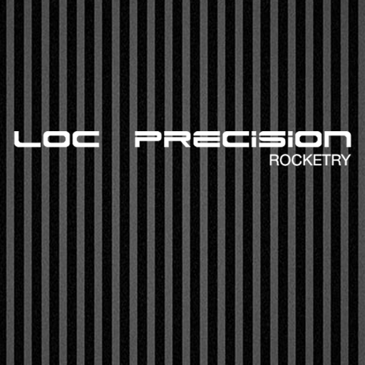 LOC Precision Rocketry 商業 LOGO-玩APPs