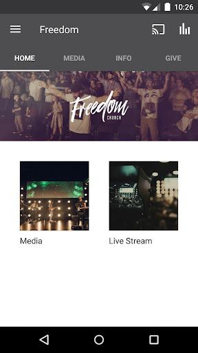 Freedom Church Pensacola 3.8.0 screenshots 1