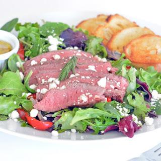 Spanish Steak Salad.