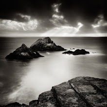 """Photo: """"Out on a Ledge"""" - http://www.createwithlightphotography.com  This is probably my last post for 2012, so happy holidays everybody :-)  This was a 30 second exposure, shot from the Cliff House vantage point near Sutro Baths, shoulder to shoulder with my dear friend +Nathan Wirth in May last year...what a wonderful trip that was!!  The good news is that I will be back in San Fran in early January for the Photowalk and will be hanging out with all my favorite people again, like +Ivan Makarov , +Steve-Maxx landeros , +Stefan Bäurle , +Albert Tam and +Nathan Wirth and will get to meet other fab people for the first time, like +Athena Carey , +Brian Day and many others...fun times ahead :-)  The techie stuff:  ISO: 100 Aperture: f/16 Exposure: 30 seconds Focal Length: 30mm Filter: B+W 10 stop ND filter  This is my late contribution to the #LongExposureThursday theme, kindly curated by +Francesco Gola and +Le Quoc , the #ThirstyThursday theme, kindly curated by +Giuseppe Basile and +Mark Esguerra , the #FineArtPls theme, curated by the lovely +Marina Chen and +Fineao Fang , the #landscapephotography theme run by +Bill Wood , the #stormyfriday theme curated by +Reinhard Latzke , the #BWFineArtLE theme, curated by the amazing Mr +Joel Tjintjelaar and +Black and White Fine Art Photography Gallery , #SquaresAreSassy curated by my dear friend +Nathan Wirth , the #DeneMilesIsFabulous theme curated by my wonderful friend, muse and supporter +dene' miles and finally the #PlusPhotoExtract theme, run by the awesome +Jarek Klimek  All thoughts and comments welcome.  Please visit my website to view more of my images: http://www.createwithlightphotography.com  #PlusPhotoExtract #GrantMurray #GrantMurrayPhotography #BWFineArtLE #FineArtPls #DeneMilesIsFabulous"""