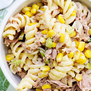 Tuna Mayonnaise Pasta Recipes.