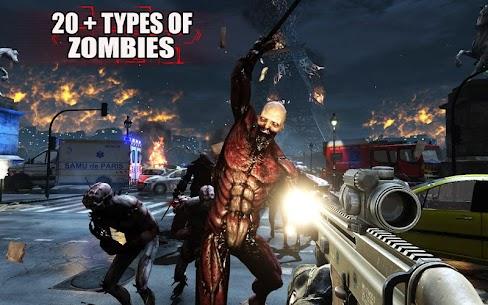 Zombies Frontier Dead Killer: TPS Zombie Shoot 7