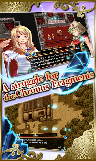 RPG Chronus Arc 1.1.8g screenshots 2