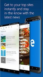 Microsoft Edge Browser 6
