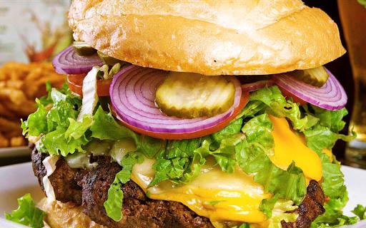 Paddy's Lament Burger Challenge