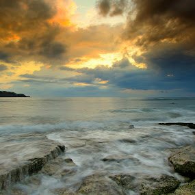 Sunset in Nipah by Rizal Amir - Landscapes Sunsets & Sunrises ( sunsets, beautiful, landscape, photography, island )