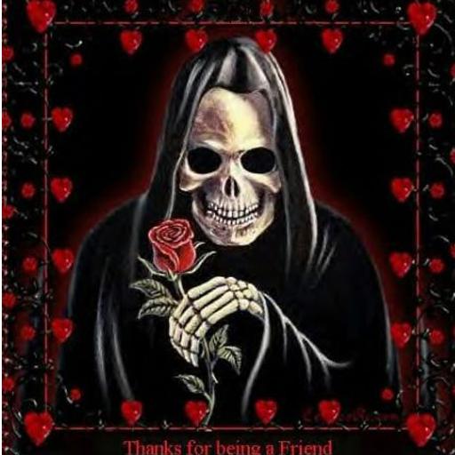 Imágenes De La Santa Muerte Aplicaciones En Google Play