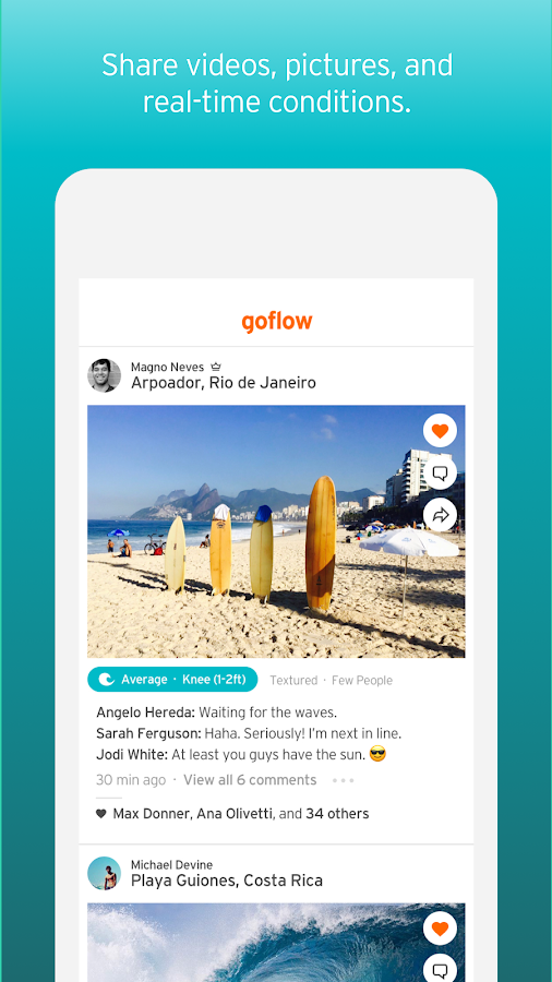 Goflow- screenshot