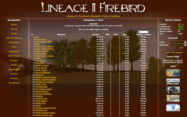 L2 Firebird Database Enhanced UI