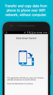 Data Smart Switch - náhled