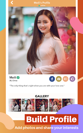 TrulyChinese - Chinese Dating App  Wallpaper 12