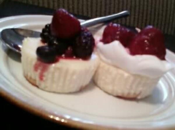 Cheesecake Cups Recipe