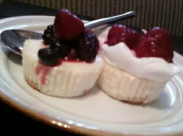 Cheesecake Cups Recipe