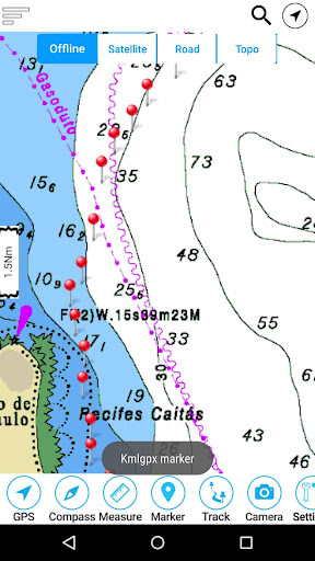 Lake of the Woods Offline GPS Charts screenshot 5